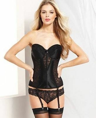 Va Bien Low-Back Underwire Bustier - 523, CHOOSE YOUR SIZE, Retail $60 • 23.56£