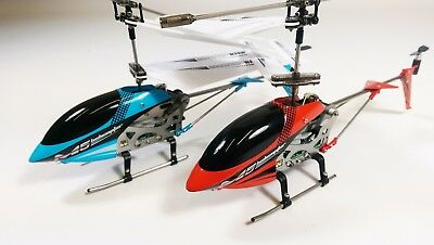 £23.99 • Buy Skytech M5 RC Helicopter Gyro Remote Control Aircraft Mini Drone Quatcopter Toy