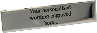 Engraved Plaque • 4.02£