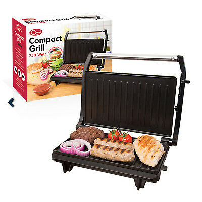 Table Top Compact 700w Health Grill Griller Sandwich Panini Toastie Maker Press  • 21.94£