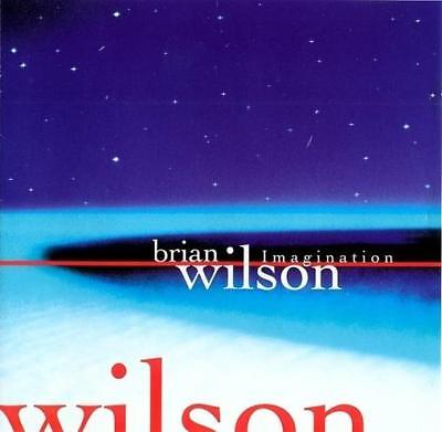 BRIAN WILSON - Imagination (CD 1998) USA First Edition EXC-NM • 3.98£