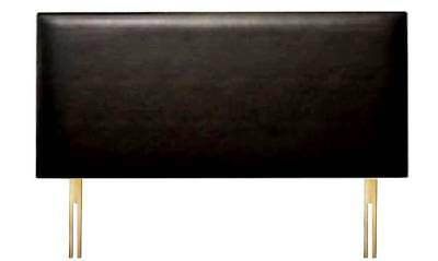 Quality Delux 5ft King Size Chenille Fabric 20  Headboard • 33.99£