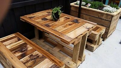 AU649 • Buy Reclaimed Timber Outdoor Setting
