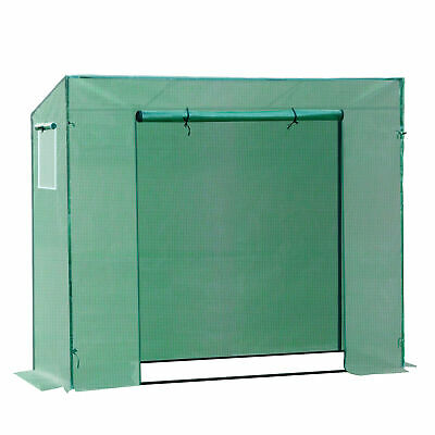 £31.99 • Buy Outsunny Tomato Greenhouse Vegetables Grow Bag W/ Reinforced Cover Side Window