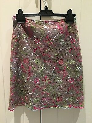£50 • Buy BAZAR By Christian Lacroix Skirt Size 38 (8)