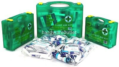 £14.36 • Buy HSE FIRST AID Premier Boxes 1/50 Persons & Refills UK Compliant Kits Best Price