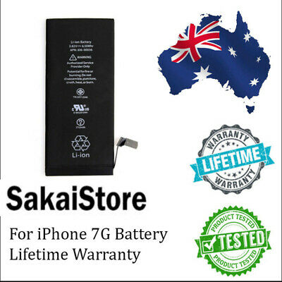 AU15.39 • Buy ORIWHIZ - Replacement Li-ion Battery For Apple IPhone 7 - OEM STANDARD