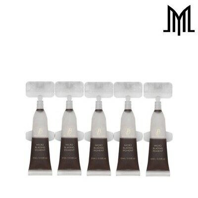Microblading PRACTICE Pigment - SPMU Permanent Makeup Ink -14 Colours - 1ml Tube • 3.29£