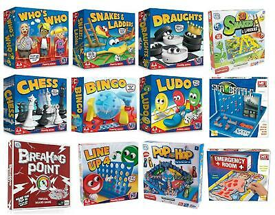 £7.29 • Buy Classic Traditional Family Board Games Kids Childrens Indoor Gift Toys