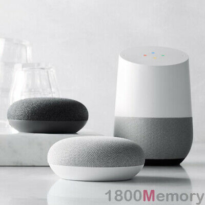 AU79 • Buy Google Home Mini Smart Personal Assistant Voice Activated Speaker Automation