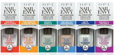 £14.95 • Buy OPI Nail Envy Nail Strengthener Polish In Clear Or Coloured 15ml BOXED Or 3.75ml