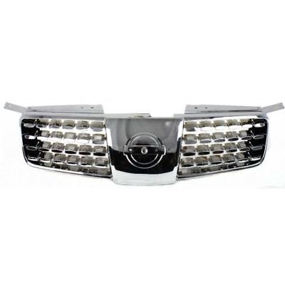 $66.13 • Buy For Maxima 04-06, Grille, Chrome, Plastic