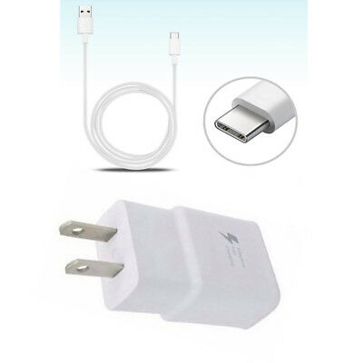 $ CDN9.99 • Buy Type-C Data Cable+ Wall Charger Fast Charge For Samsung Galaxy S8 S8 Plus Note 8