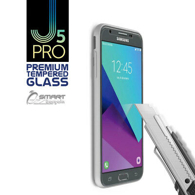 AU4.99 • Buy Tempered Glass Screen Protector Guard For Samsung Galaxy J5 Pro / J530