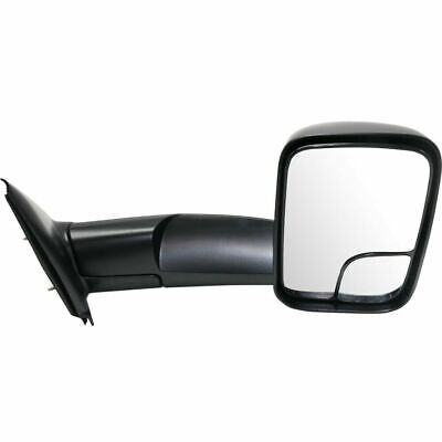 $83.95 • Buy New Passenger Side Manual Non-Heated Towing Mirror For Dodge Ram Truck 2002-2009