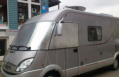 Thermal Motorhome External Screen Covers A-Class From Van Comfort /KANTOP • 295£