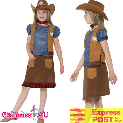 Cowgirl Costume Kids 4 Compare Prices On Dealsan Com