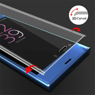 AU3.79 • Buy 3D Full Cover Tempered Glass Screen Protector For Sony Xperia XZ /X/XP