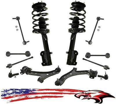 $440 • Buy Coil Spring Struts Suspension & Chassis Kit Ford Mustang 4.0L & 4.6L 05-09
