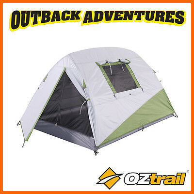 AU79 • Buy Oztrail Hiker 2 Person Dome Tent Backpacking Compact Lightweight New Model