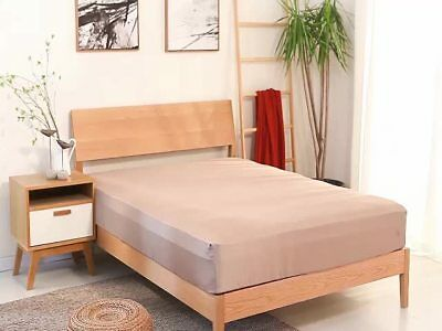 AU84.95 • Buy 100% Organic Bamboo Bed Sheet Set - Single, Double, Queen, King, Deep Wall
