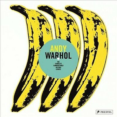$40.87 • Buy Andy Warhol : The Complete Commissioned Record Covers 1949-1987, Hardcover By...