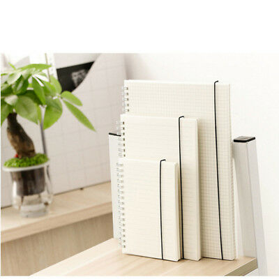 AU15.59 • Buy New A5/A6/B5 Metallic Notepad Spiral Pad - Book Lined Paper Notebook Tabbed