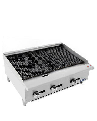 $974 • Buy ATOSA ATRC-36 36″ Radiant Broiler NEW! COMMERCIAL KITCHEN