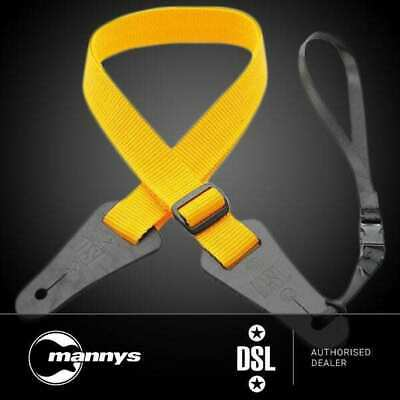 AU16 • Buy DSL Ukulele Strap (Gold, 1 )