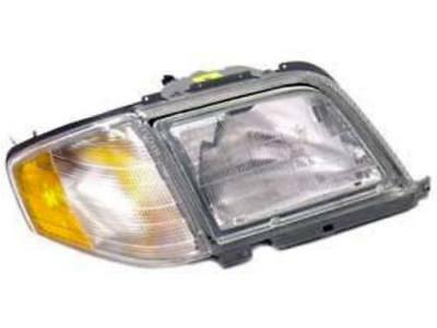 $409.55 • Buy Mercedes R129 HALOGEN Headlight + Turn Signal Asmbly (R Right Passenger Blinker