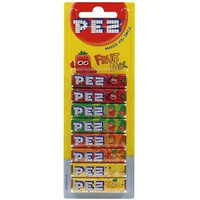 PEZ Sweets Refill Pack For PEZ Dispenser (1 X 8 Pack) • 2.99£