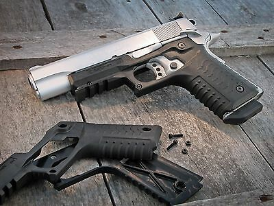 1911 tactical grips