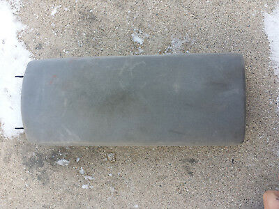$89.99 • Buy 2004 05 06 07 08 2009 Toyota Prius Center Console Arm Rest Lid Cloth Gray Used