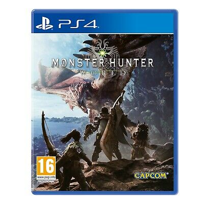 AU24.64 • Buy Monster Hunter World PS4 Game