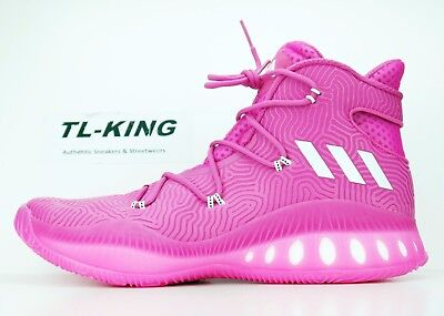 a6c66f04545 Adidas SM Crazy Explosive BCA Boost Pink NBA Player Exclusive PE BY3278 HK  • 89.98