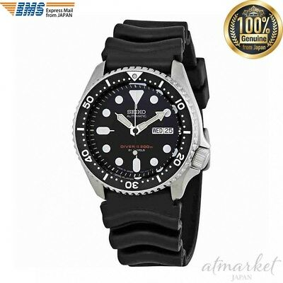 $ CDN642.02 • Buy Seiko SKX007J1 Analog Japanese-Automatic  Black Rubber Diver's Watch From JAPAN