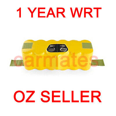 AU23.59 • Buy Battery For IRobot Roomba 500 537 570 600 630 625 700 770 800 880 14.4V 3.0Ah OZ