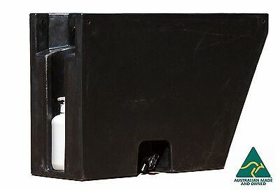AU128 • Buy 30L Mudguard Shaped Water Tank Under Ute Tray