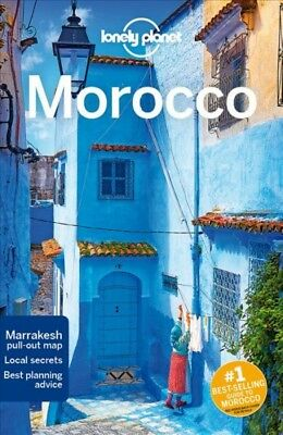 £18.44 • Buy Lonely Planet Morocco, Paperback By Lee, Jessica; Atkinson, Brett; Clammer, P...
