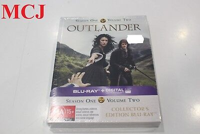 AU59.95 • Buy Brand New - Outlander Season 1 Volume 2 Collector's Edition Blu-ray Region Free