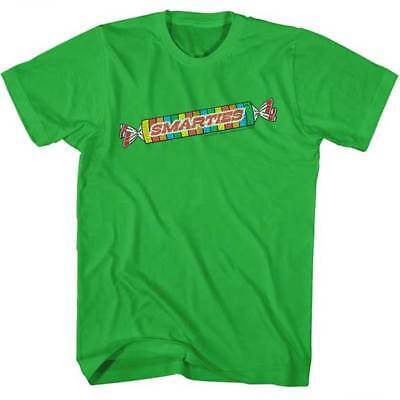 $20.70 • Buy Smarties Candy In Original Wrapper Adult T Shirt