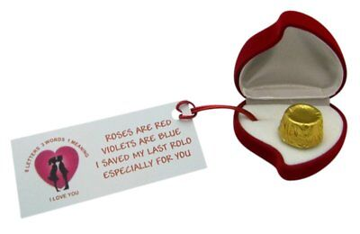 Valentines My Last Rolo - Romantic Special Novelty Gift Present For Him/Her • 7.95£