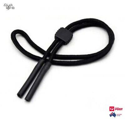 AU5.50 • Buy Sunglasses Cord Strap Adjustable Lanyard Eyeglass