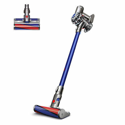View Details Dyson V6 Fluffy Cordless Vacuum | Blue | New • 149.99$