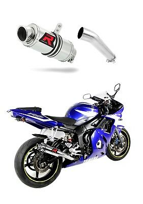 $173 • Buy Exhaust Silencer Muffler DOMINATOR GP I YAMAHA YZF R6 03-05 + DB KILLER