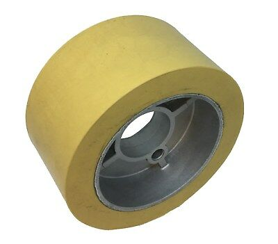 £17.50 • Buy HEAVY DUTY POWER FEED ROLLER 120mm  X 60mm Wide- Genuine Co Matic Quality Roller