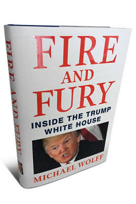 AU36.30 • Buy NEW Fire And Fury: Inside The Trump By Michael Wolff January 5, 2018 Hardcover