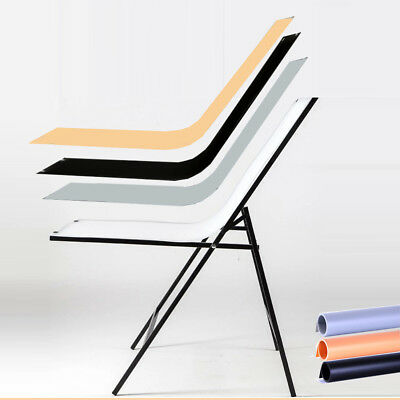 Easy Set Up Studio Shooting Table Still Life Table Product 60x100cm Chair Photo • 38£