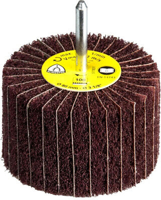 Sanding Abrasive Mop Wheel Flap Klingspor NCS 600 Non-Woven And Cloth Flap  • 9.99£