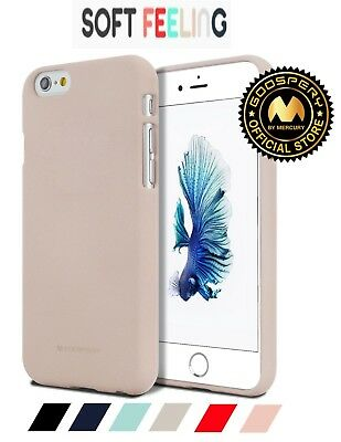 AU7.99 • Buy Goospery Mercury Soft Silicone Matte Jelly Light Case For Iphone 6 7 8 Plus X/Xs
